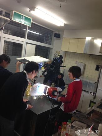 テレビ取材!!千葉・松戸店にて!!